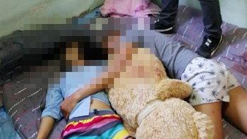 พลทหารหนุ่มหึงโหด แทงคู่หมั้นสาววัย 21 ดับ ปาดคอหวังตายตามแต่รอด
