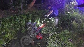 สาวออกตามหาแฟน ขี่รถผ่านอุบัติเหตุมีคนตาย แทบเป็นลมไม่คิดว่านั่นคือแฟน