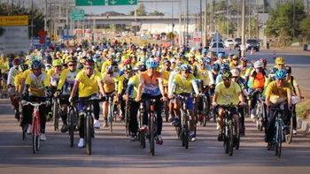 """แนะคนกรุงเลี่ยง """"Bike อุ่นไอรัก"""" 9 ธ.ค. ปิดเส้นทาง 25 ถนน 5 สะพาน เที่ยงวันเป็นต้นไป"""