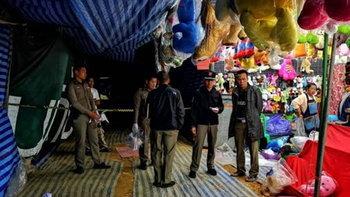 งานปีใหม่ม้งเปื้อนเลือด รัวยิงคาซุ้มปาลูกโป่ง ตาย 2 ศพ มุ่งปมล้างแค้น