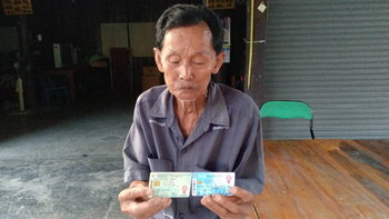 ผิดที่ไว้ใจ ลุงวานคนอยู่คิวหน้าช่วยกดบัตรคนจนให้ เจอเชิดเงินหนี