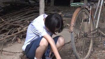 อาลัยทั้งน้ำตา-ครูหนุ่มผู้เป็นที่รักของเด็กกะเหรี่ยงผูกคอตายคาบ้าน-เผยมะเร็งรุมเร้า