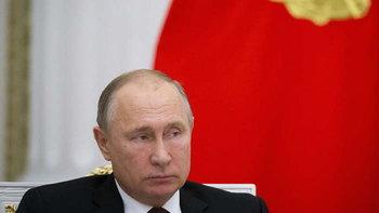 """""""ปูติน"""" แนะเจ้าหน้าที่รัสเซียเลิกจับแร็ปเปอร์เข้าคุก"""