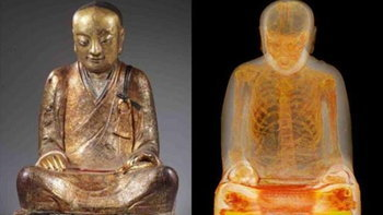 """ชาวบ้านจีนเศร้า ศาลดัตช์ยกฟ้องคดีขโมยรูปปั้นเก็บร่าง """"พระจางกง"""""""