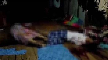 """ฆ่ามัดมือยิงหัวว่าที่ผู้สมัคร ส.ส. """"พลังชาติไทย"""" ดับคาบ้านพร้อมเมีย 2 ศพ"""