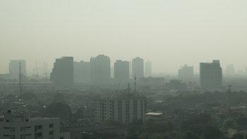 กรมควบคุมมลพิษชี้ฝุ่นละออง PM 2.5 ค่าลดลงจากเดิม แต่ยังมีผลต่อสุขภาพ