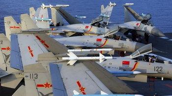 """""""เพนตากอน"""" ยอมรับ กองทัพจีนผลิตอาวุธยุทโธปกรณ์ได้ล้ำหน้าไปไกล"""