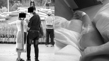 """หนุ่มโพสต์อาลัย คนรักลาโลกหลังป่วยมะเร็ง เชื่อเพราะ """"พิษเหล้า"""" หวังเป็นอุทาหรณ์"""