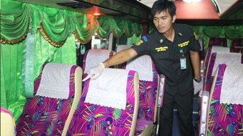 ผู้โดยสารนั่งตายคาเบาะ คนขับช็อกเห็นไม่ยอมลงที่แท้เสียชีวิต