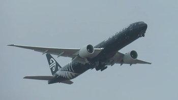 สายการบินดังนิวซีแลนด์โดนไล่กลับ จีนไม่ให้ลงจอด เพราะเครื่องบินไม่ตรงกับที่แจ้ง