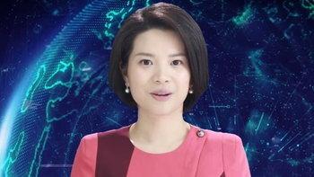 จีนเปิดตัว ผู้ประกาศข่าวหญิง AI คนแรกของโลก สวยเนียนเหมือนคนจริงๆ
