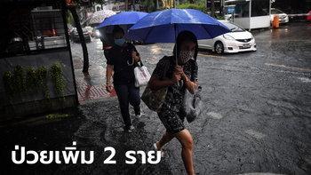 ศบค.เผยไทยพบผู้ติดเชื้อโควิด-19 เพิ่ม 2 ราย มาจากสหรัฐ