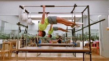 """""""เวียร์ ศุกลวัฒน์"""" ออกกำลังกายท่ายาก เก่งมากต้องยกความดีให้ """"เบลล่า"""""""