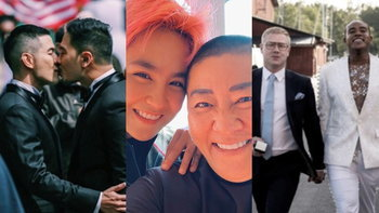7 คู่รักมาราธอน รักแท้ไม่จำกัดแค่คำว่าชาย-หญิง