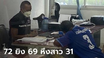 สองพ่อม่ายวัยดึก ทะเลาะแย่งสาววัย 31 ปี ชักลูกซองยิงกันเจ็บสาหัส