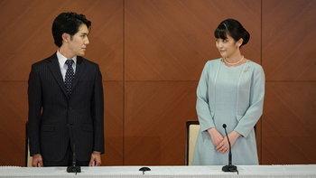 """""""เจ้าหญิงมาโกะ"""" เข้าพิธีเสกสมรสแล้ววันนี้ เตรียมไปใช้ชีวิตสามัญชนที่สหรัฐ"""