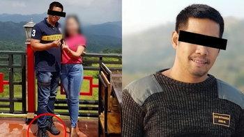 """#ปล้นร้านทองลพบุรี คนใกล้ตัวแฉ แม้แต่เมียยังสงสัย """"ผอ.กอล์ฟ"""" คุ้นรองเท้า-รถมอเตอร์ไซค์"""