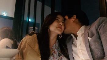 """""""ฮั่น อิสริยะ"""" เผยคลิปวินาทีขอ """"จียอน"""" เป็นแฟน จุดนี้ฟินจิกหมอนแทน"""