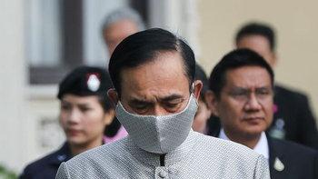 """ไวรัสโคโรนา: นายกฯ รับซูบผอม หลังเจอศึกหนักโควิด-19 อุบที่มาประโยค """"ประเทศไทยต้องชนะ"""""""