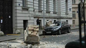โครเอเชียแผ่นดินไหว 5.4 รุนแรงสุดในรอบ 140 ปี ทั้งที่ยังเผชิญวิกฤตโควิด-19