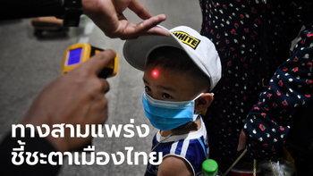 กรมควบคุมโรคประเมิน ยอดผู้ป่วยโควิด-19 เลวร้ายที่สุดอาจถึง 25,000 คน