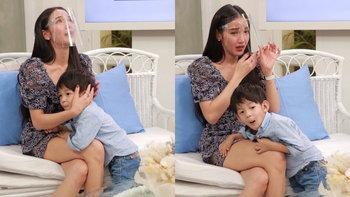 """""""แพท ณปภา"""" หัวอกแม่พูดถึงลูกชายทั้งน้ำตา เปิดใจถึงความรักครั้งใหม่ค่อยเป็นค่อยไป"""