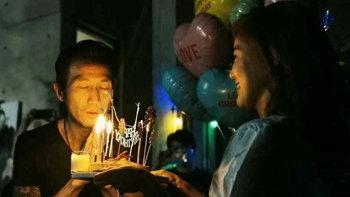 """""""ก้อย รัชวิน"""" ยกเค้กเซอร์ไพรส์วันเกิด """"ตูน"""" อายุ 41 ปี เผยถึงของขวัญที่ดีที่สุดในปีนี้"""