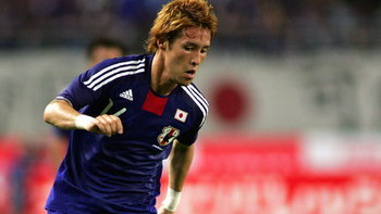 เลเวอร์คว้าโฮโซกาอิกองกลางทีมชาติญี่ปุ่น