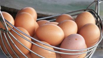 ราคาไข่ไก่ในห้างสรรพสินค้าปรับตัวลดลง