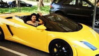นี่แหละ รถของโดม ครบสูตร หล่อ รวย