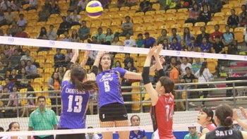 สุดมัน! วอลเลย์บอลหญิงไทยชนะญี่ปุ่น 3-1 เซต