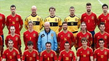 สเปน แบโผ 30 แข้ง ลุยบอลโลกชุดแรก