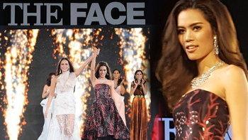 ติช่า กันติชา ผู้ชนะ The Face Thailand season 2
