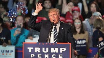 ประวัติ โดนัลด์ ทรัมป์ ว่าที่ประธานาธิบดีคนที่ 45 ของสหรัฐอเมริกา