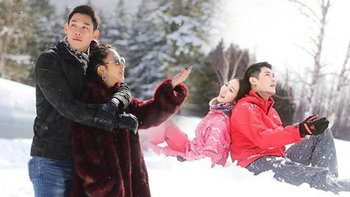 กันต์ พลอย สวีทกลางหิมะ หวานหนักคิดว่าถ่ายพรีเวดดิ้ง!!