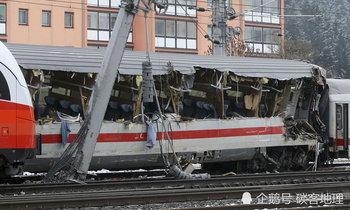 เกิดเหตุรถไฟชนกันที่ออสเตรีย ดับ 1 เจ็บอีก 22