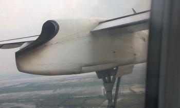 ผู้โดยสารระทึก เครื่องบินนกแอร์ขึ้นได้ 2 นาที ไฟพุ่ง-เครื่องยนต์ดับ