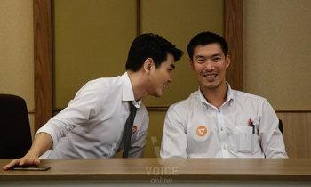 """ถูกจริตสาววาย! ธนาธร & ปิยบุตร อนาคต """"คู่จิ้น"""" ใหม่ในการเมืองไทย"""
