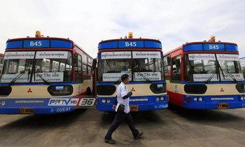ดีเดย์ 15 ส.ค.นี้ ทดลองเดินรถเมล์เลขสายใหม่ 8 เส้นทาง