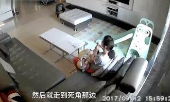 แม่ชาวจีนแฉ พี่เลี้ยงแอบขโมยกินน้ำนมที่ปั๊มเตรียมไว้ให้ลูกน้อย