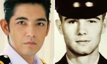 เป๊ะมาก! นิโคล เทียบหน้า หนุ่ม ศรราม กับคุณพ่อสมัยเป็นทหาร