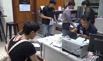 รวบคาห้องสอบม.ดัง สาวจีนหัวใสตระเวนรับจ้างสอบ TOEFL