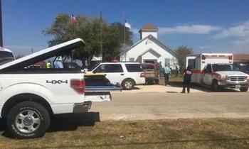 ช็อกสหรัฐอีกครั้ง! กราดยิงในโบสถ์รัฐเท็กซัส เสียชีวิตอย่างน้อย 27 คน