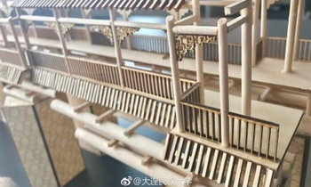 สวยสุดประณีต 6 นศ.จีนสร้างแบบจำลองพระราชวังต้องห้าม