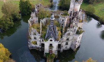ปราสาทฝรั่งเศสเก่าๆ หลังนี้ มีคนเป็นเจ้าของมากถึง 6,500 ราย