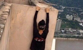 ภาพสุดท้ายของหนุ่มนักปีนตึกมือเปล่า แฟนๆ แห่โพสต์ไว้อาลัย