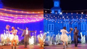 """เก็บตกอาฟเตอร์ปาร์ตี้งานแต่ง """"แก้ว-โทนี่"""" เจ้าสาวน่ารักเต้นมันส์กว่าใครจริงๆ"""