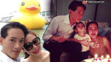 นาเดีย ฉลองวันเกิดอายุ 34 ควง สามีสวีทฮ่องกง