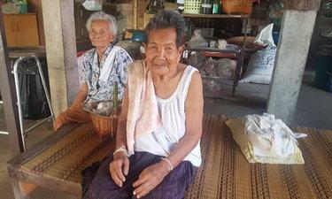 5 แผ่นดิน! พบยายอายุ 100 ปี ฟันแท้อยู่ครบแถมฟิตเปรี๊ยะ เผยเคล็ดลับอายุยืนกินน้ำพริก-ผักต้ม