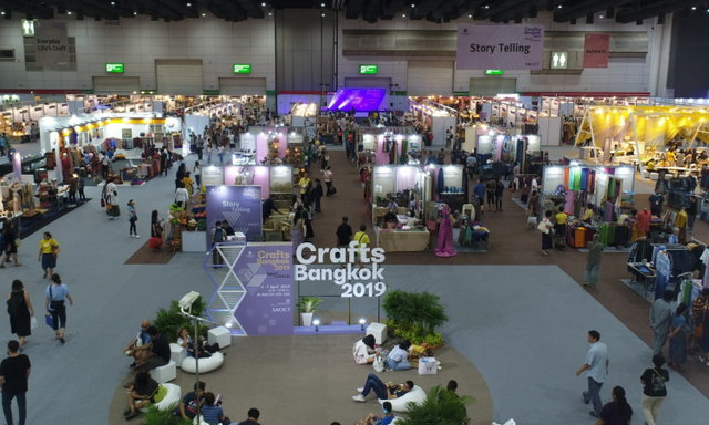 SACICT ดันงาน Crafts Bangkok 2019 ปั้นงานหัตถกรรมไทย สู่ตลาดสากล